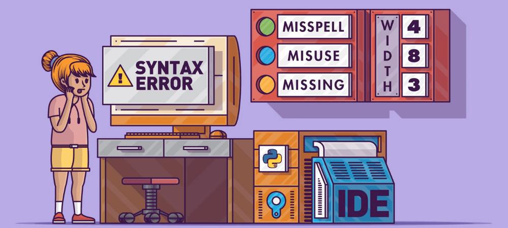 syntax error là gì