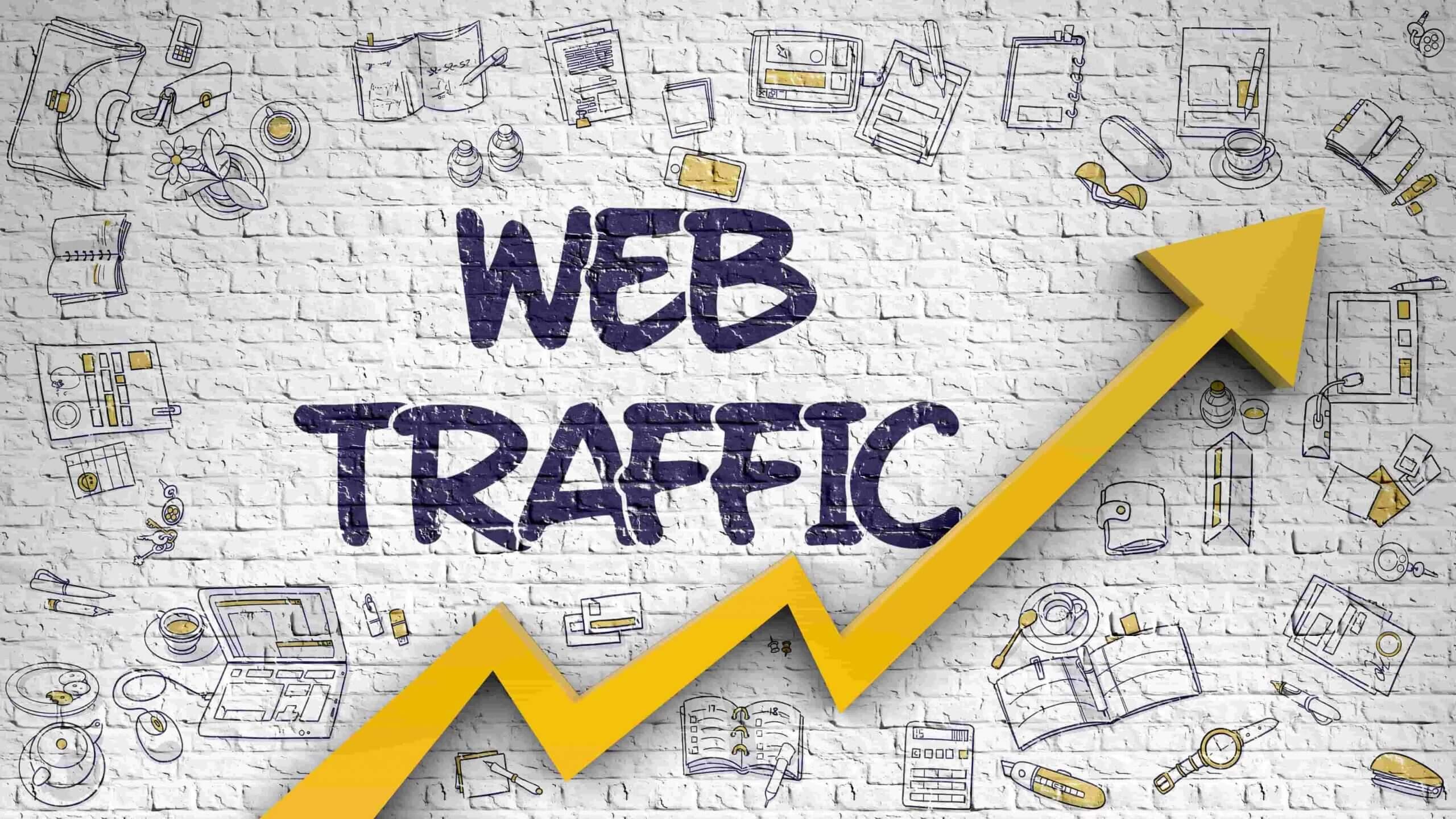 Liệu trong một năm, tổng traffic hàng tháng sẽ lên tối đa bao nhiêu?